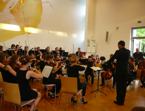 """""""Freie Sinfonie Tübingen"""" am 07.07.2018"""