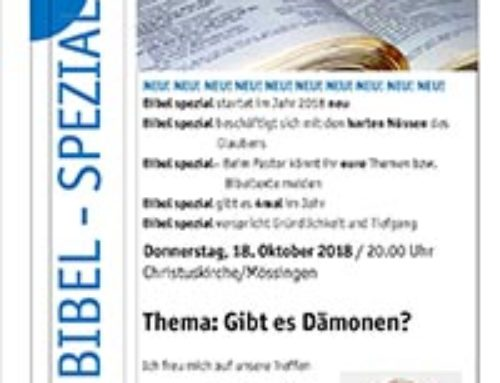 Bibel-spezial 10/18