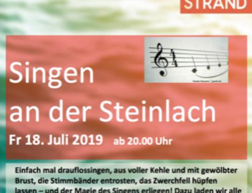 Steinlachstrand 18.07.2019