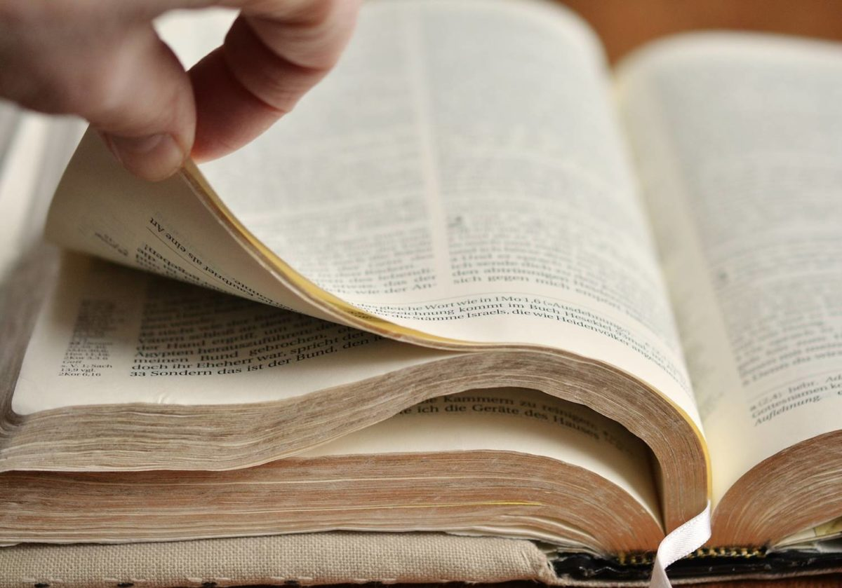 Bibel-Treff: Sacharja -- kleiner Prophet mit großen Visionen / Fortsetzung
